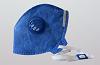 Respirador Descartável tipo dobrável  – PFF1 S  Com Válvula de Exalação.