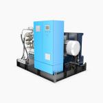 RigForce™ Sistema de Compressor de Alta Pressão para compesador de movimento e suporte de tensão