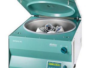 Centrífuga para teste de BSW com aquecimento 4 tubos 100ml