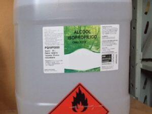 Álcool Isopropílico CAS 67-63-0 50 Litros